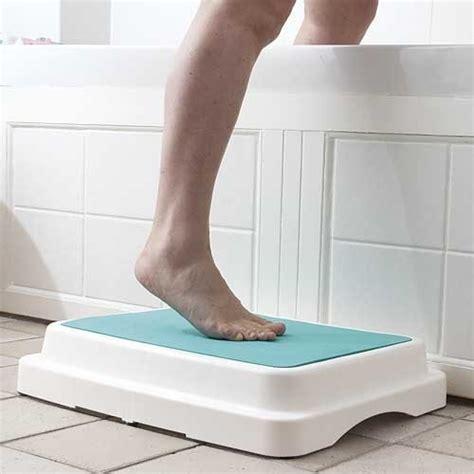 bathtub steps modular bath step procter health care