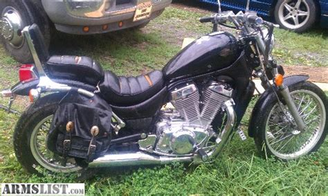 86 Suzuki Intruder 700 Armslist For Trade 86 Suzuki Intruder