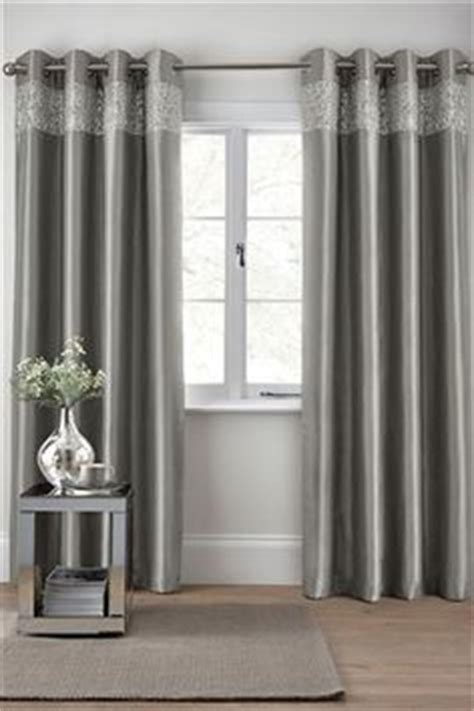 next silver sequin curtains 1000 images about bedroom curtains on pinterest grey