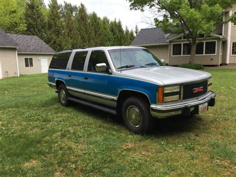 vehicle repair manual 1992 chevrolet suburban 2500 security system service manual 1992 gmc suburban 2500 replace thermostat sell used 1992 gmc chevy chevrolet