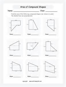 area of compound shapes worksheet adcontessa