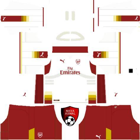 arsenal kit dls 2018 arsenal fantasy kits 2017 2018