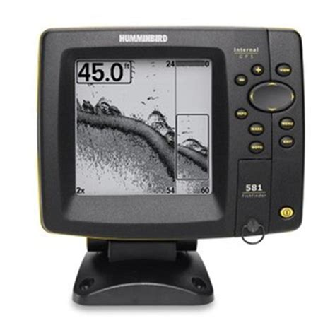 humminbird 174 581i fishfinder 180083 gps combos at