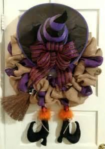 Hoosier Vase 10 Spooky Diy Halloween Wreaths For Your Front Door