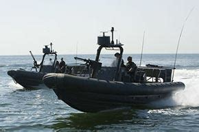 navy seal small boats behind the scenes with a special ops gunboat crew navy seals