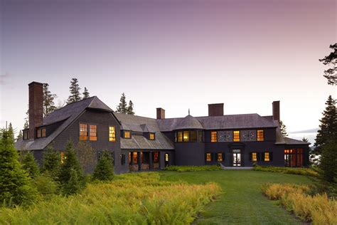 indiana house house in maine peter pennoyer architects