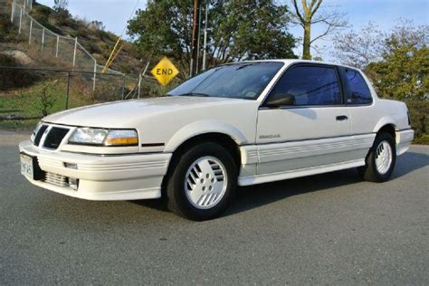 1989 Pontiac Grand Am 1989 pontiac grand am information and photos momentcar