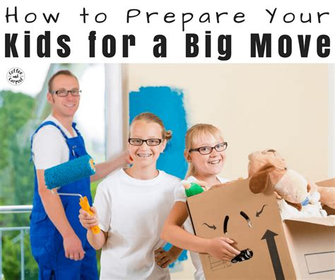 Ten Ways To Prepare For A Move by How To Prepare Your For A Big Move