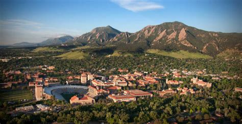 Of Colorado Boulder Mba by 30 Most Beautiful Places To Go To Graduate School Grad