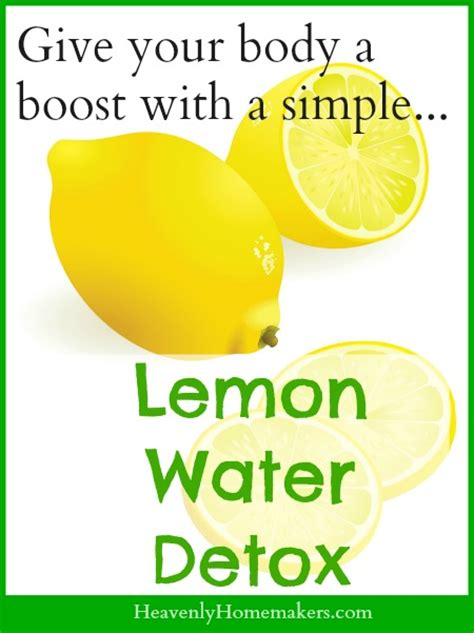 Can My Doctor Order Me To A Detox Facility by Lemon Water Detox Simple