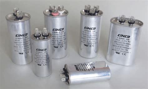 how to read air conditioner capacitor cinco capacitor china ac capacitors factory ningbo zhenhai cinco electronics technology co ltd