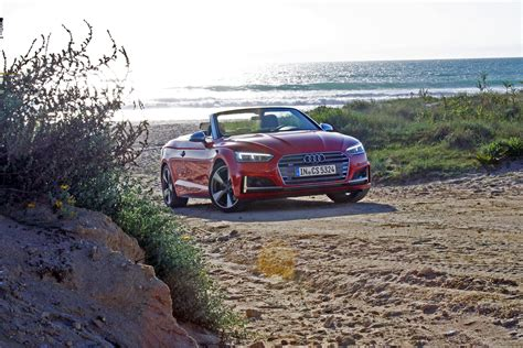 audi s4 cabriolet review 2018 audi a5 cabriolet and audi s5 cabriolet review