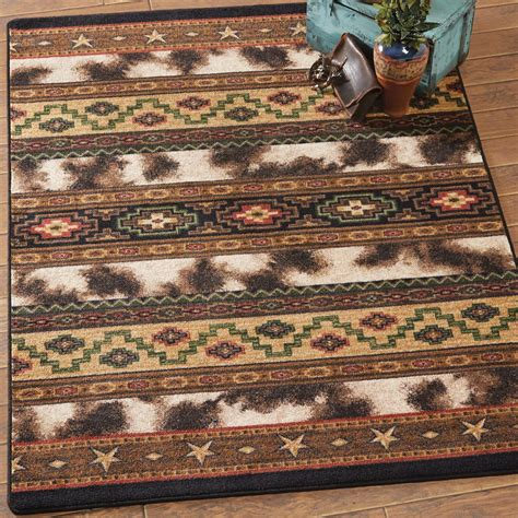 western rugs southwest rugs cattlemen s club rug collection lone western decor