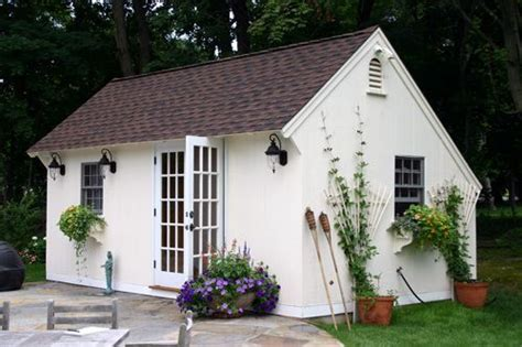 garden shed images  pinterest arbors