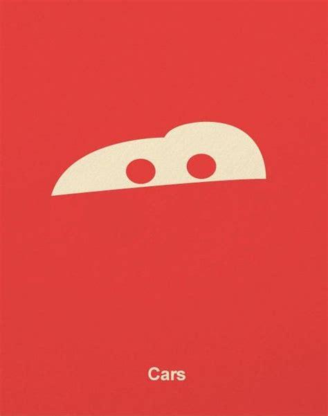 pinnochio penis tattoo pixar minimal design poster cars カーズ ピクサー ミニマルデザイン