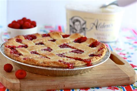 fresh raspberry pie recipe dessert recipes pbs food