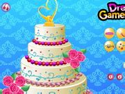 play cake games online for free mafacom floral wedding cake play the girl game online