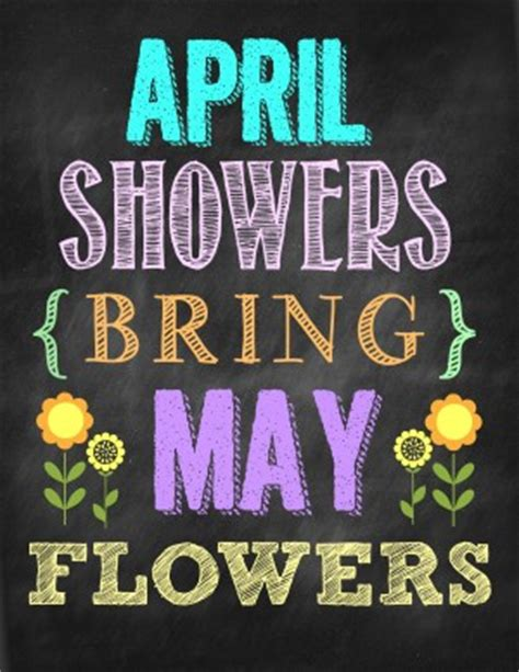 April Showers Bring by Butler County 4 H News Page 4 The 4 H Forecaster