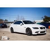 Alpine White BMW E93 M3 With Forgestar Wheels