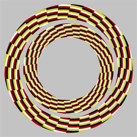 test illusioni ottiche test immagini illusioni ottiche