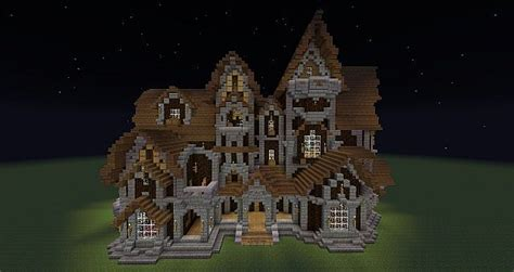 Minecraft Haunted House by Haunted Mansion Minecraft Project