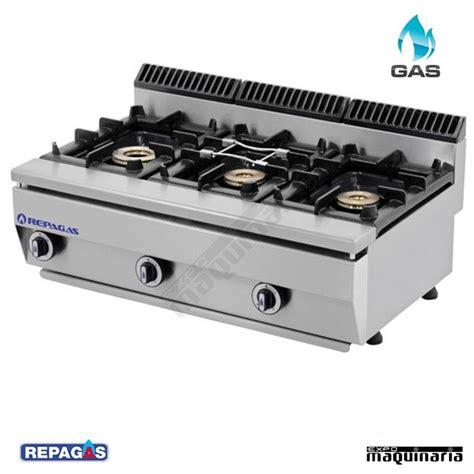 cocinas industrial cocina industrial de tres quemadores de gas c 530 pm alta