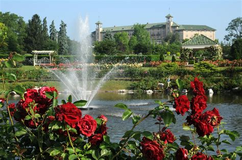 Hershey Botanical Gardens The Fragrant Harshey Gardens Pennsylvania Usa World For Travel