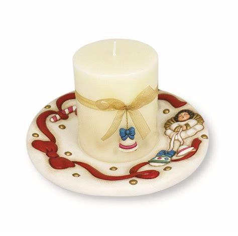 thun candele portacandela avorio con candela thun 2