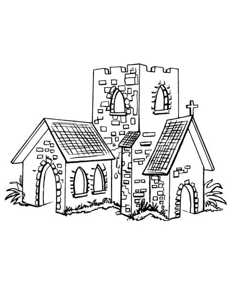 small castle coloring page medieval castle coloring pages this fantasy and medieval