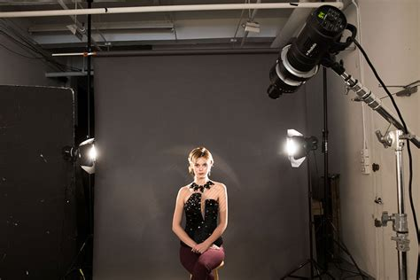 studio photography lighting setup film noir inspired lighting setup with spot projection