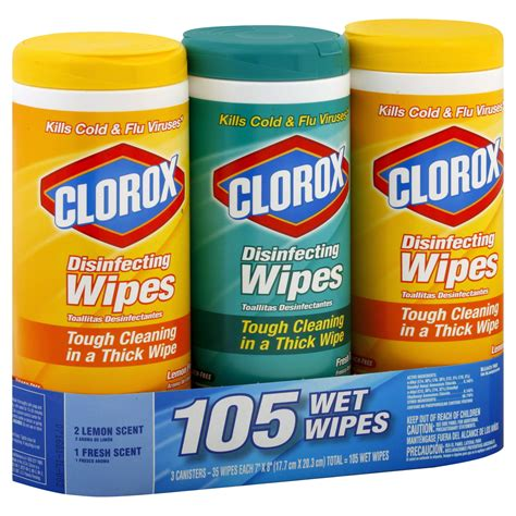 clorox disinfecting wipes  canisters shop    shopping earn points  tools