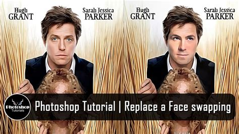 photoshop cs5 tutorial simple face replacement photoshop tutorial replace a face swapping with ryan