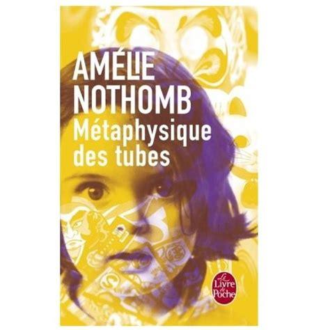 libro metaphysique des tubes di amelie nothomb