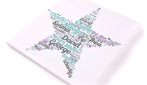 word art design your own 12x12 word art canvas 71 off