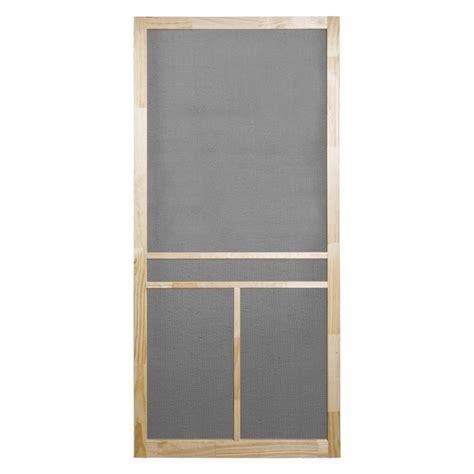 screen doors for doors screen tight t bar wood wood screen door common