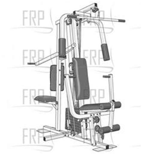 weider pro 9625 wesy96252 fitness and exercise