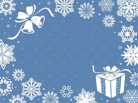snowflakes wallpaper christmas cards glass art holiday christmas greeting card or frame with snowflakes and gifts