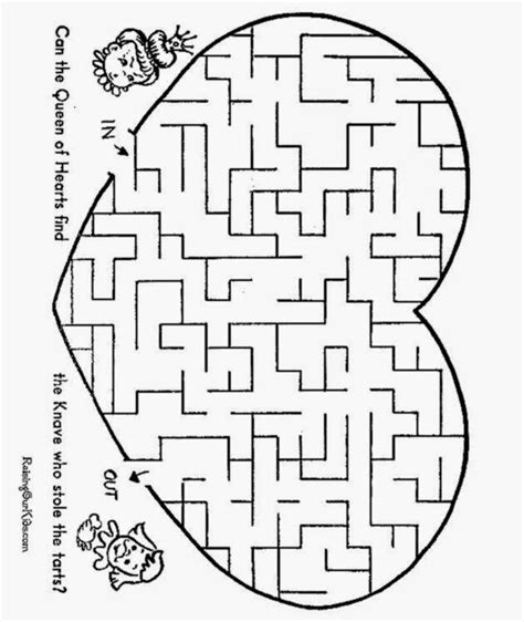 printable mazes for elementary school printable kids activities free coloring sheet