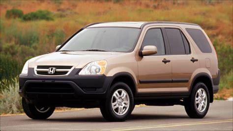 2002 2006 honda cr v pre owned