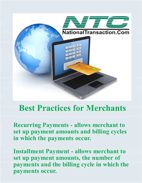 Credit Card Form Best Practices Best Practices For Merchants Payment Processing News