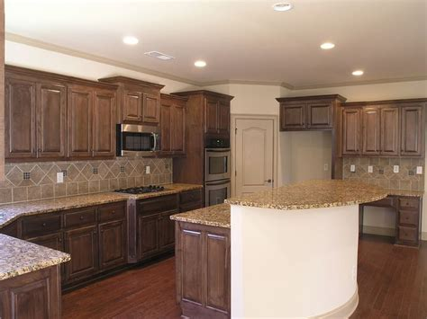 17 best ideas about walnut kitchen cabinets on