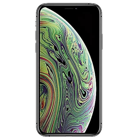 apple apple iphone xs max 6 5 quot 4gb ram 64gb 12mp black jumia uganda