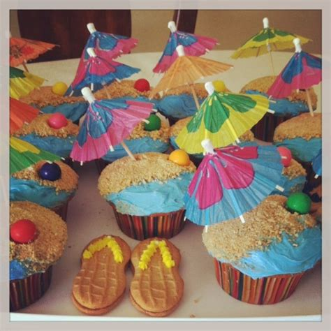 best 25 beach theme cupcakes ideas on pinterest beach