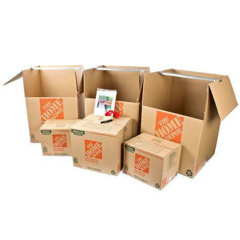 the home depot 14 box kitchen moving kit price tracking