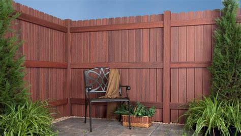 composite fence boards into the glass problems with