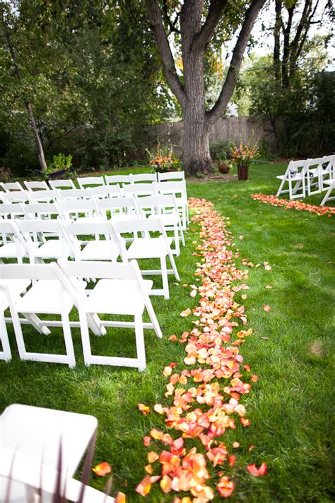 backyard wedding planning backyard weddings important tips tricks