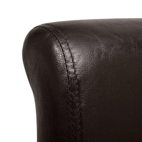 esszimmerstuhl set esszimmerstuhl kunstleder braun 6er set g 252 nstig kaufen