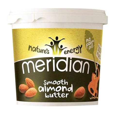 Kacang Almond Butter Small Box buy almond butter smooth meridian 1 kg