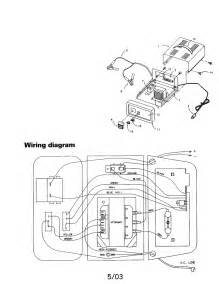 sears battery charger parts model 20047004 sears partsdirect