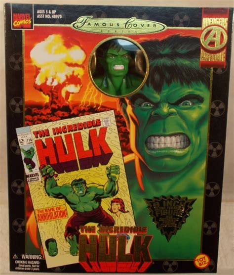 Toys Bruce Banner Misb marvel covers the misb